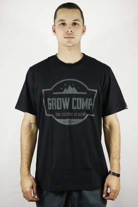 Camiseta Grow Company The Future Is Now