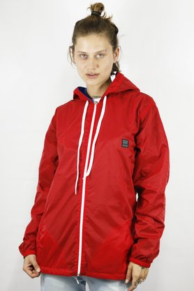 Jaqueta Windbreaker Grow Company Dupla-Face V.A.